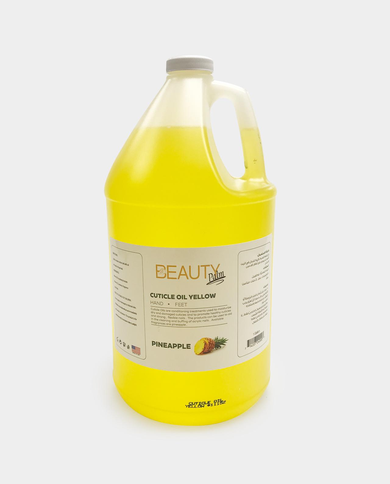 cuticle-oil-yellow