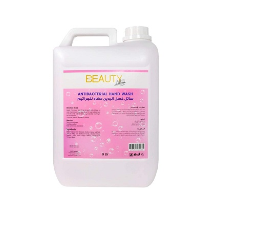 BEAUTY PALM ANTIBACTERIAL HAND WASH 5ltr